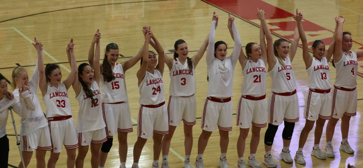 Girls Basketball Advances to CIF Semis