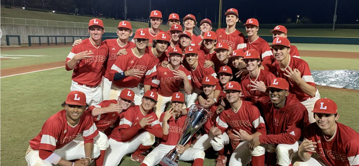 Orange Lutheran 3Peat's at NHSI