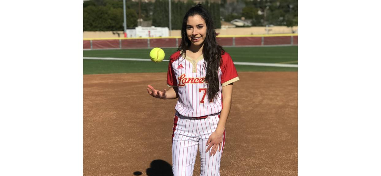Mia Bagatourian - Softball - Spring Sports Athlete Profile