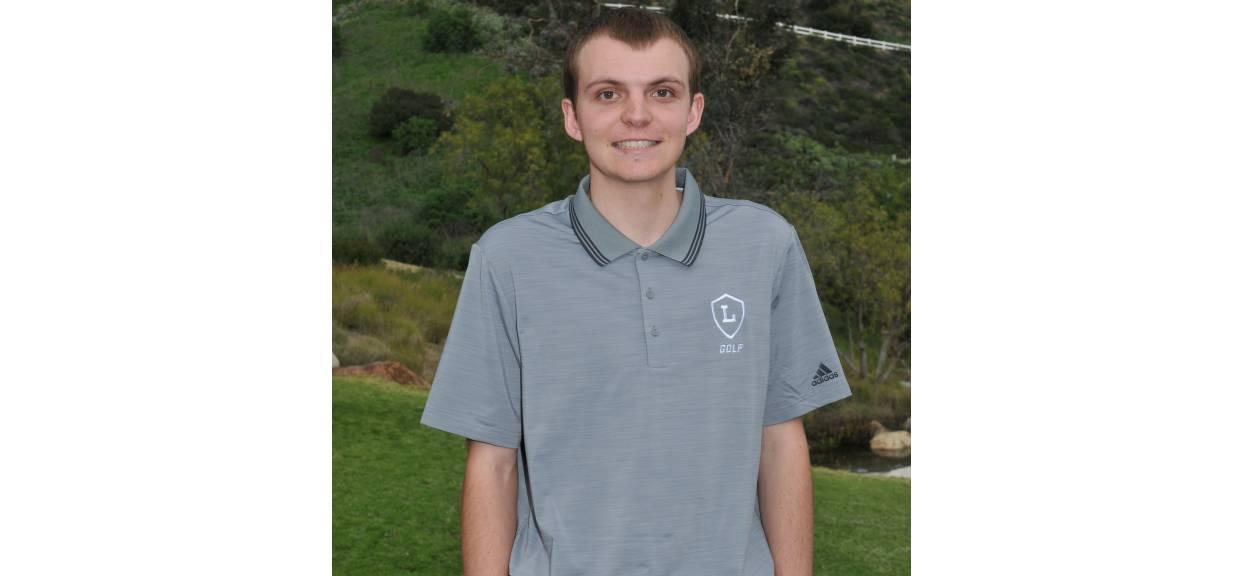 Michael Stumme - Boys Golf - Spring Sports Athlete Profile