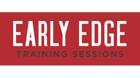 Early Edge Training