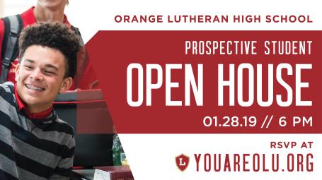 Meet OLu Open House