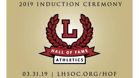 2019 Athletics Hall of Fame Induction Ceremony