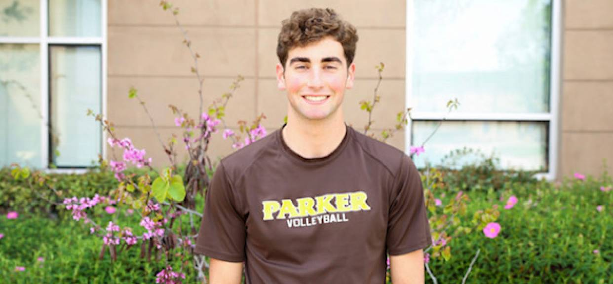 Adam Nussbaum named AVCA/Maxpreps High School Player of the Week