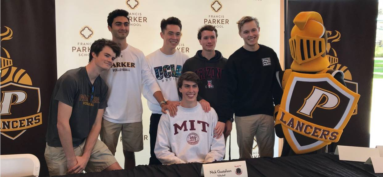 Nick Gustafson Celebrated for His Commitment to MIT, Takes Short Court Crown