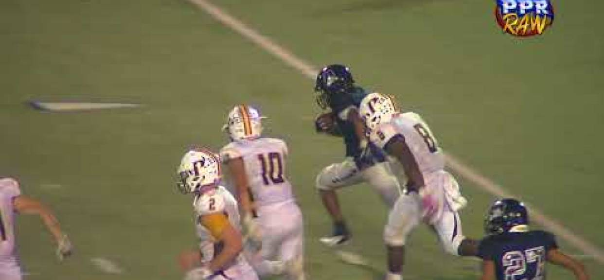 Week 3 RAW: Francis Parker 42, Montgomery 0