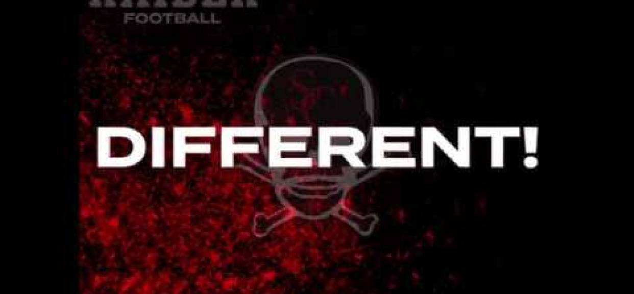 """Be Different"" Football Morning Workouts"