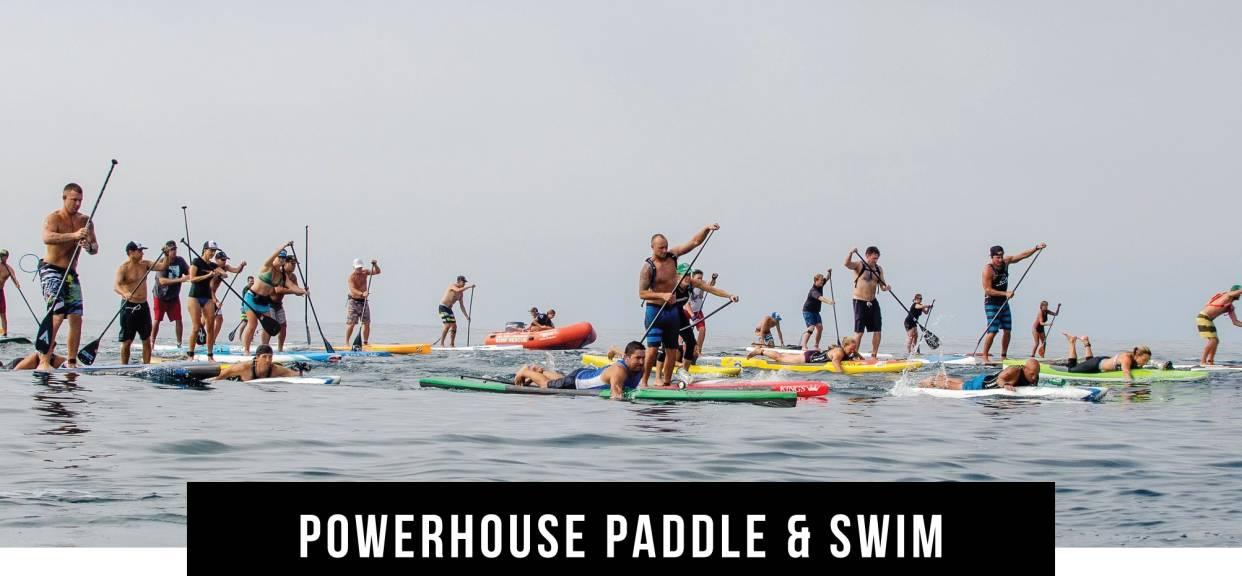 15th Annual Del Mar Powerhouse Paddle and Swim