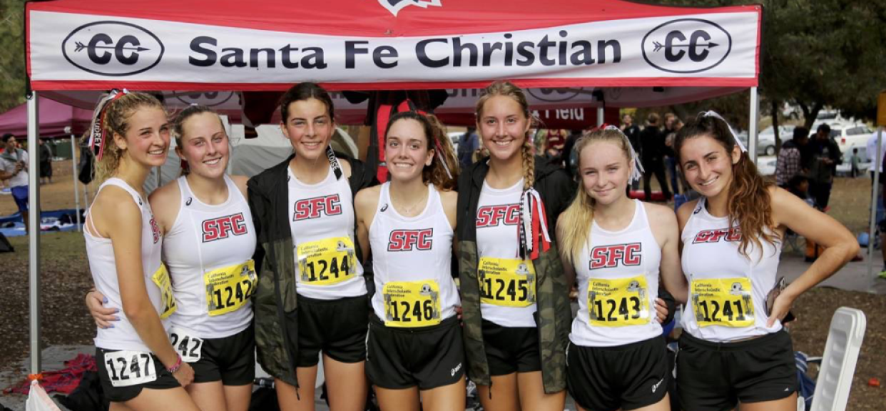 SFC CAPS OFF A HISTORIC SEASON AT CIF STATE CROSS COUNTRY CHAMPIONSHIPS
