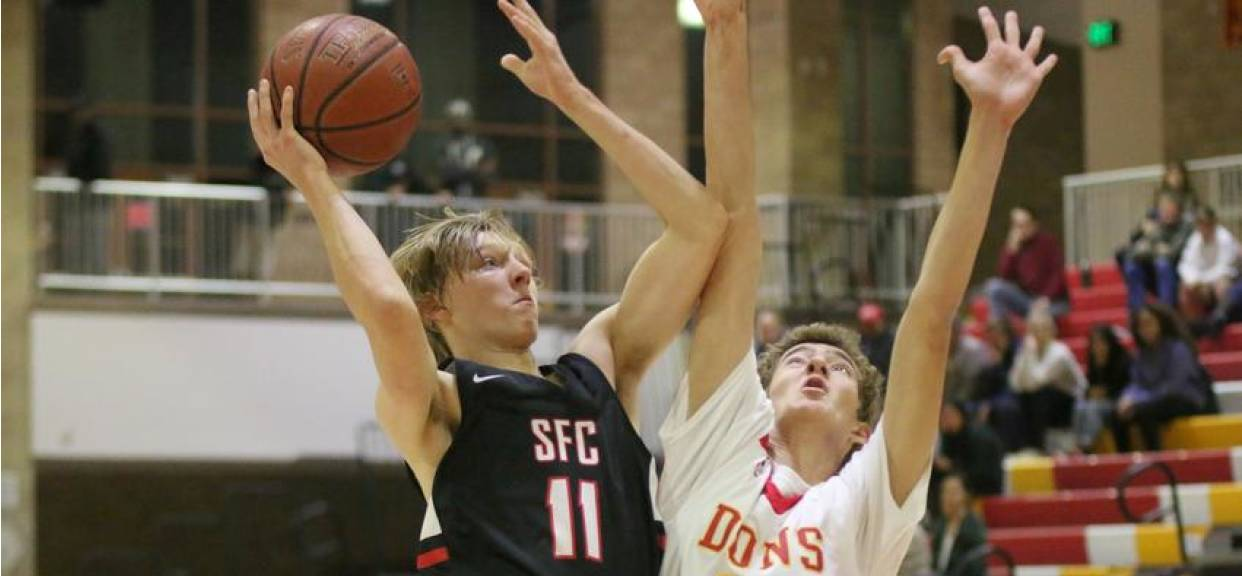 Santa Fe Christian impressive in hoops win over Cathedral Catholic