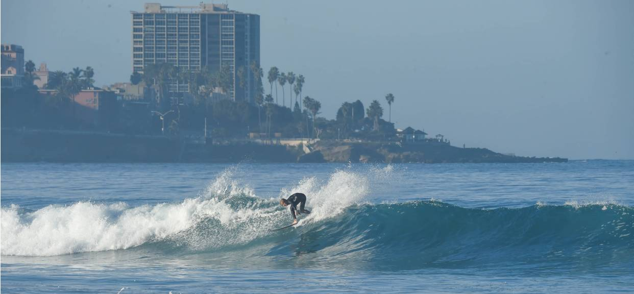 Surf Competition #2 - La Jolla Shores