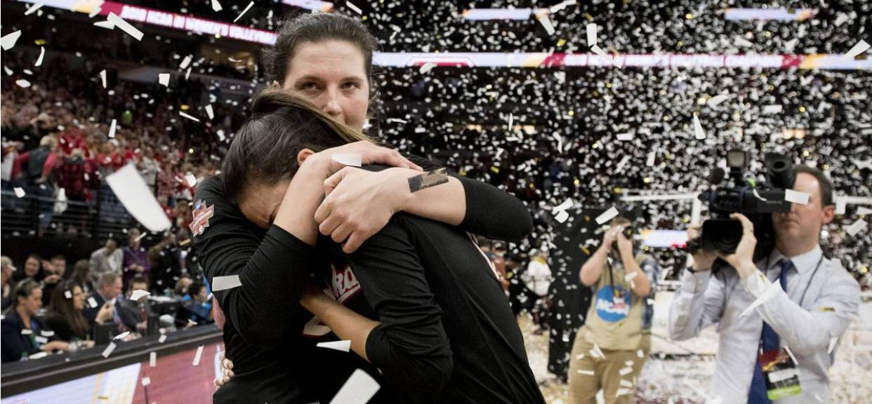 NCAA Division 1 National Championship Recap: SFC Alum Lexi Sun and Huskers Fall in 5 Sets to Stanford
