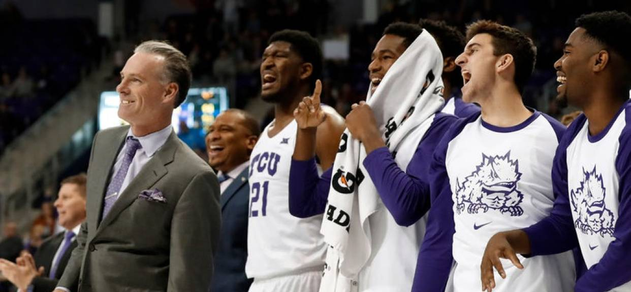 One long journey later, TCU walk-on guard Owen Aschieris is on scholarship, and quickly inspiring others