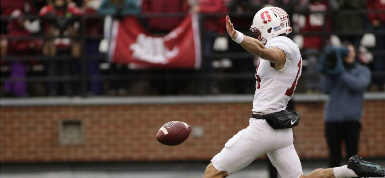 NFL Draft 2019: What to know about Jake Bailey, big-legged punter Patriots traded up to take