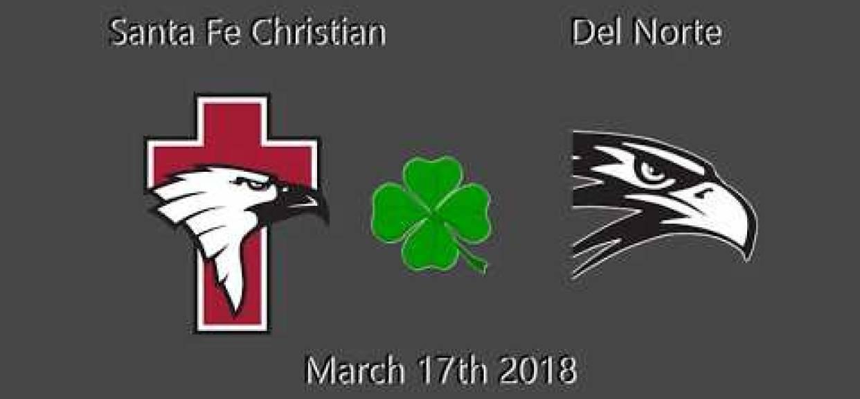 SFC vs Del Norte Home 9-6 Win (St. Patrick's Day)