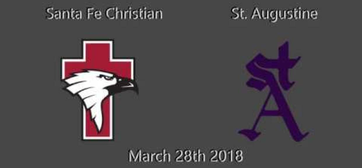 SFC vs St  Augustine Highlights Away 4-13 Loss