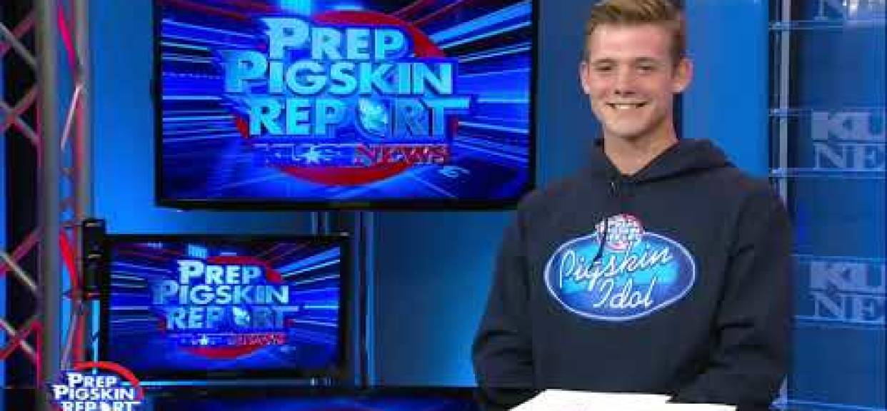 Week 5 Pigskin Idol: Caleb Johnson, Santa Fe Christian