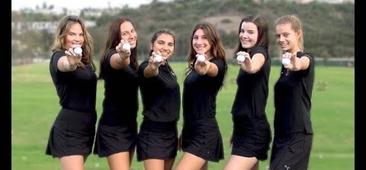 SFC Girls Golf 2018