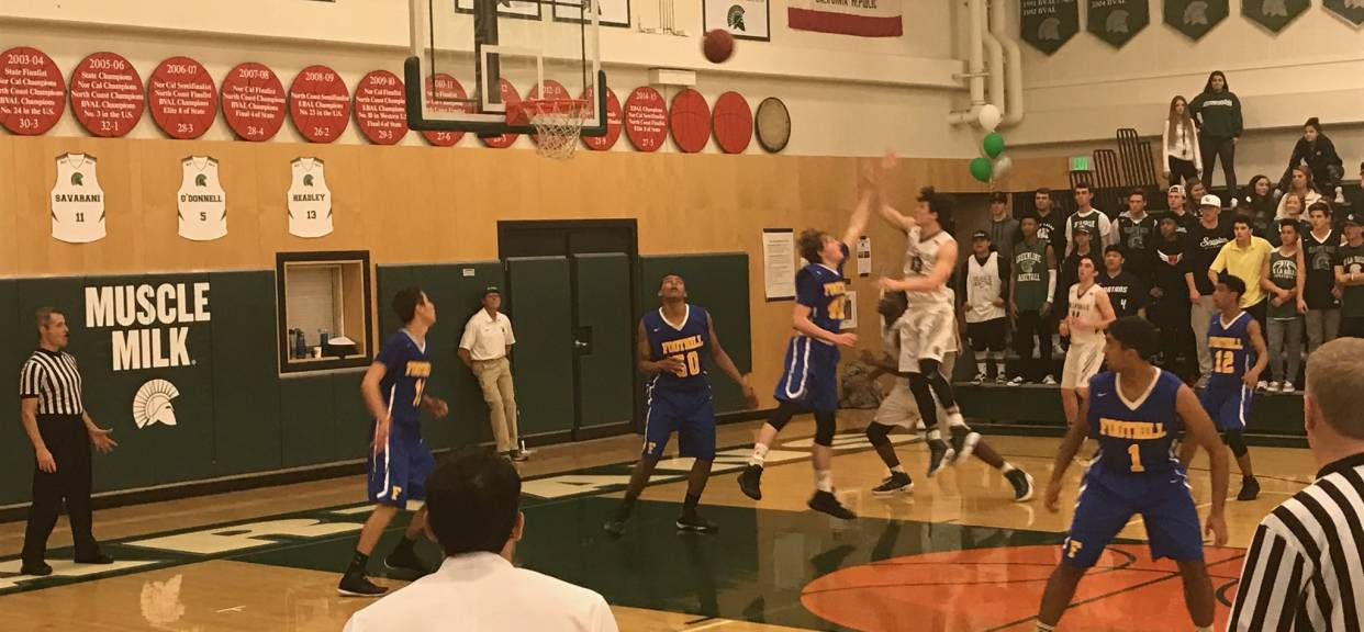 Spartans advance to EBAL Championship with 50-45 win versus Foothill
