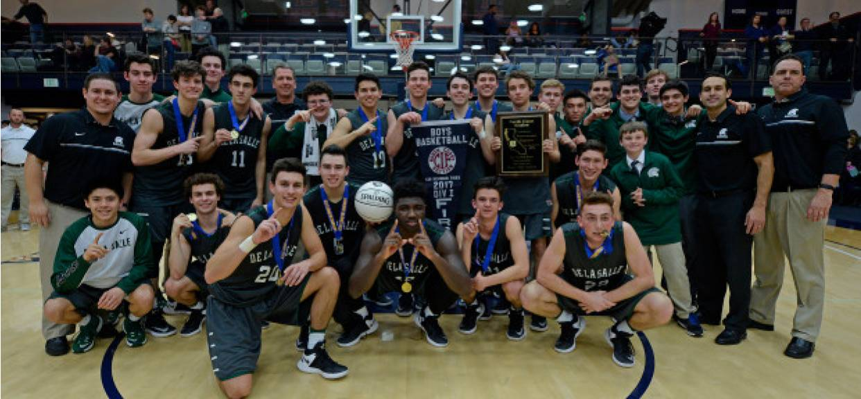 DLS wins thriller over Dublin in NCS title game