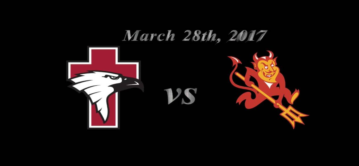 SFC vs Mt. Carmel Game Highlights (9-6) Final - Eagle Win