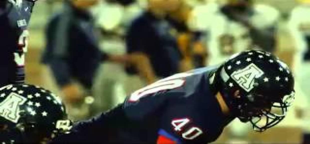 Allen Eagle Football Nike Commercial