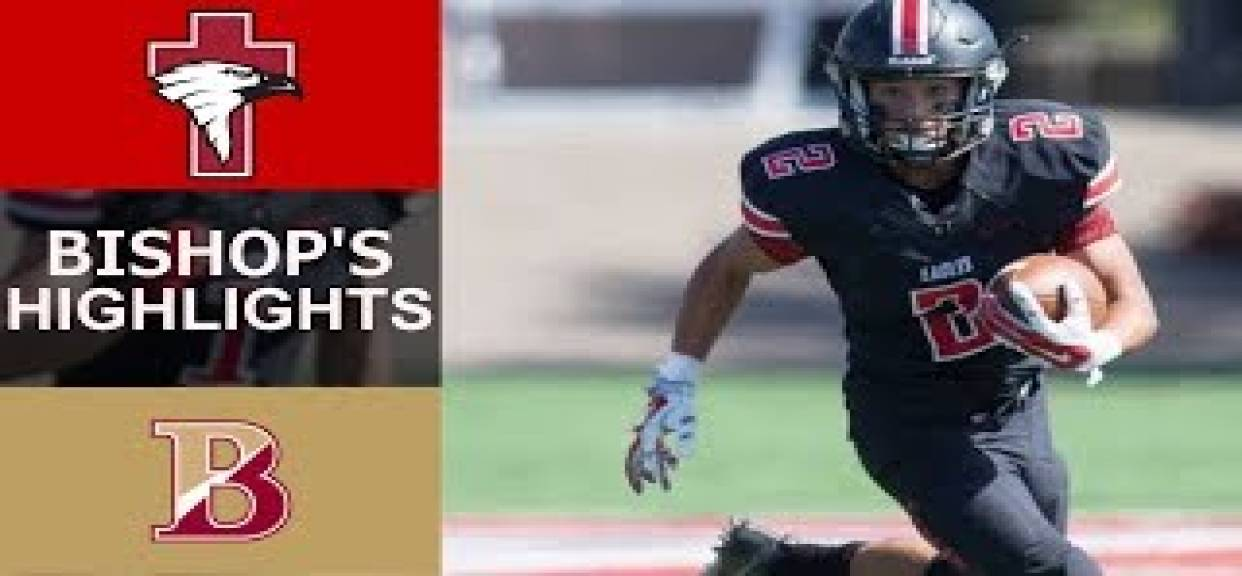 SFC vs. The Bishops School | Highlights Wk 8 2017