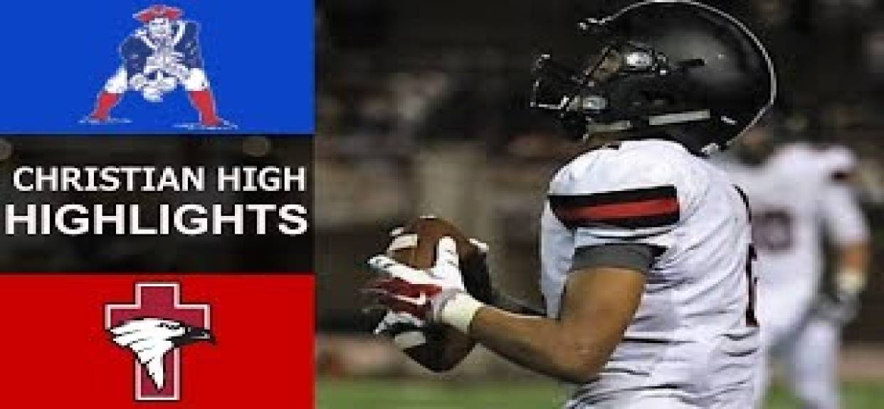 SFC vs. Christian High | Highlights Wk 5 2017