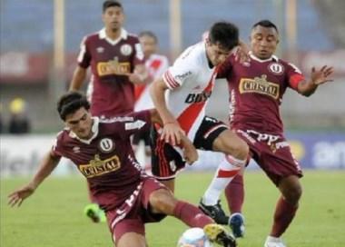 El campeón de la Sudamericana no pudo con el conjunto Crema.