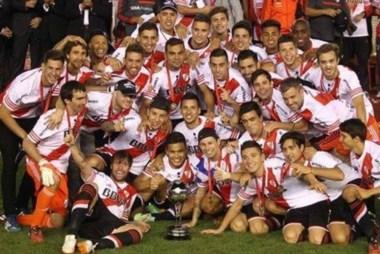 River Plate se consagró campeón de la Copa Sudamericana 2014.