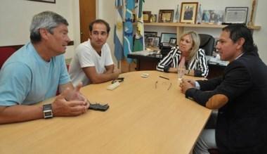 Para su sede. La Asociación de Surf recibirá un terreno en Playa Unión.