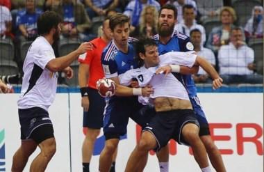 Los Gladiadores nada pudieron hacer ayer ante Francia que le ganó 33 a 20 en el Mundial de Handball