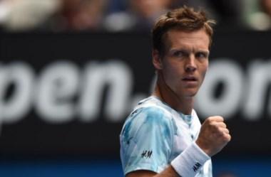 Se dio el gusto ante Rafa. Berdych lleva 4 semifinales de Grand Slam y no ha ganado ni un título.