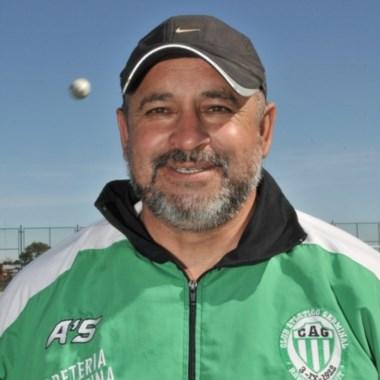 El último equipo que dirigió Giordanella fue a Germinal en el Federal B.