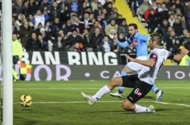 Higuaín es el máximo goleador del Nápoli en las últimas dos temporadas en Serie A con 26 goles.