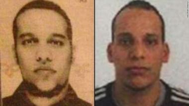 Cherif Kouachi y Said Kouachi son identificados como los sospechosos del ataque.