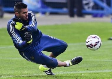 Romero se transformó en el arquero de Argentina con más partidos por Eliminatorias: 20.