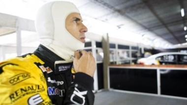 """Gran trabajo de Pernía y el Renault logrando la segunda """"pole position"""" del año."""
