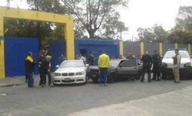 Fernando Tobio chocó con su auto cuando salía del entrenamiento de Boca.