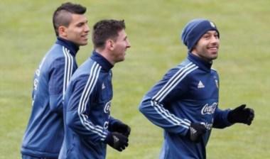 Los compañeros en el seleccionado argentino podrían encontrarse en el City.