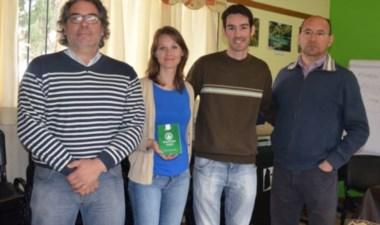 Iniciativa. El programa Sello verde cumplió dos años en Esquel.