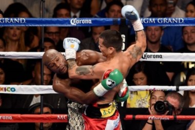 Las peleas con Mayweather significaron el final del Chino Maidana como boxeador.