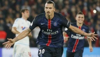 Ibrahimovic bate el récord de goles y da el triunfo al PSG ante el Marsella.