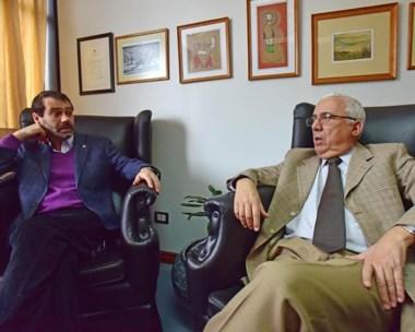Dúo. Panizzi (izquierda) y Capraro revelaron varios datos acerca del panorama económico que enfrentan.