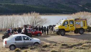 Escenario de la búsqueda de Ana Maripán durante el año pasado.