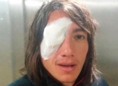 """Lugüercio rompió el silencio: """"La saqué barata""""."""