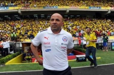 """Mientras Pekerman juega al misterio, Sampaoli dio su plan para """"hundir a Colombia"""" ."""