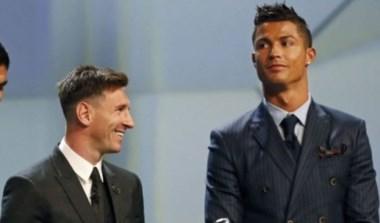 "Ronaldo: ""Para ser honesto, creo que Messi ganará el Balón de Oro""."