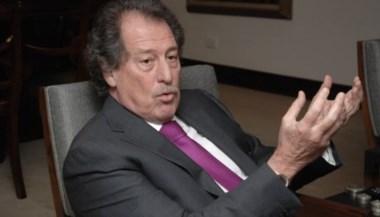 El banquero decidió tomarse licencia a partir del escándalo en que lo dejó involucrado el caso Ciccone.