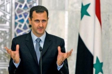 El líder sirio, sostenido por Rusia y desaprobado por Occidente.